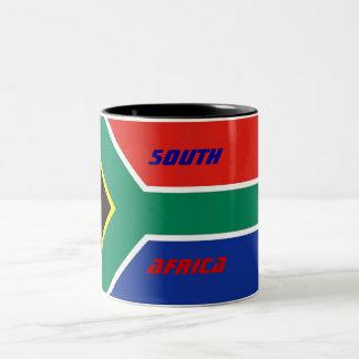 SOUTH, AFRICA Two-Tone COFFEE MUG