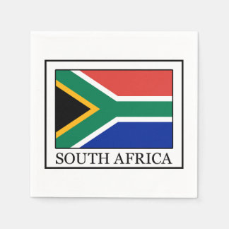 South Africa Napkin