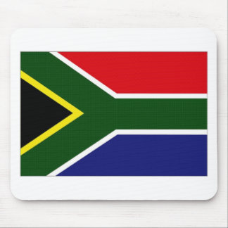 South Africa National Flag Mouse Pad