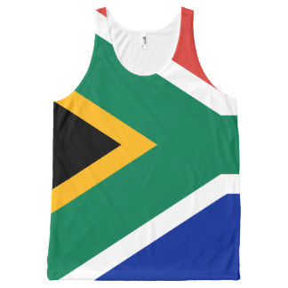 South Africa National flag shirt