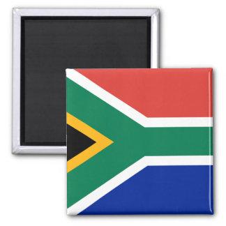 South Africa National World Flag Magnet