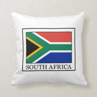 South Africa pillow