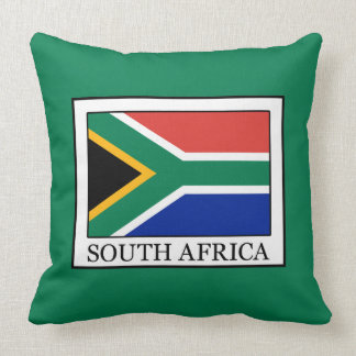 South Africa Pillow