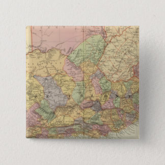 South Africa Pinback Button