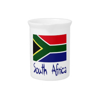 South Africa Drink Pitcher