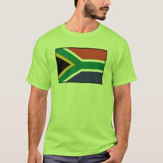 South Africa Plain Flag T-Shirt