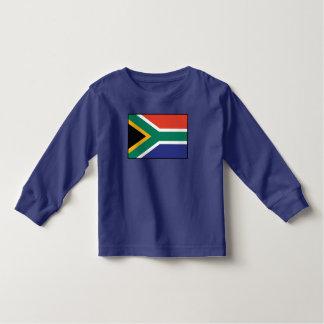 South Africa Plain Flag Toddler T-shirt