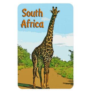 South Africa Rectangular Photo Magnet