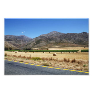 South Africa Road Photo