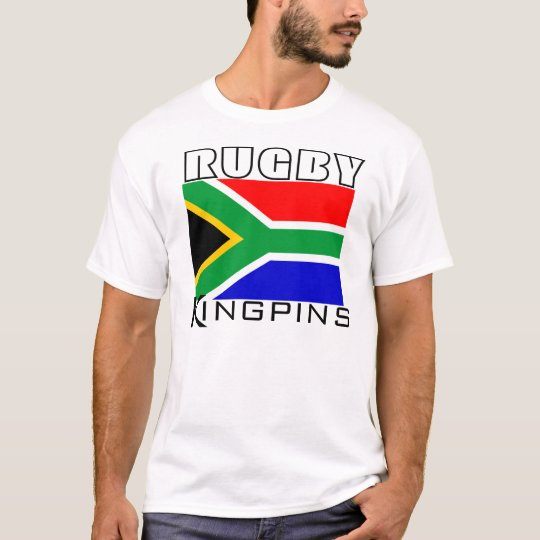 South Africa Rugby Kingpins Shirt