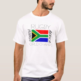 South Africa Rugby World Champs Shirt