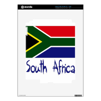 South Africa Skin For The iPad 2
