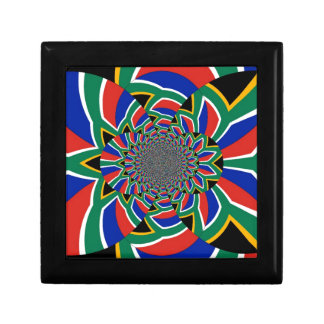 South Africa Small Tile Gift Box