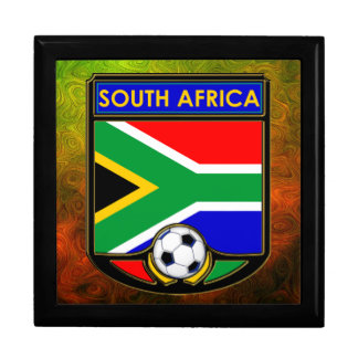 South Africa Soccer Gift Box