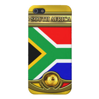 South Africa Soccer Cover For iPhone 5