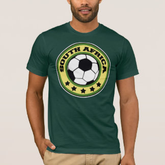 South Africa Soccer T-Shirts