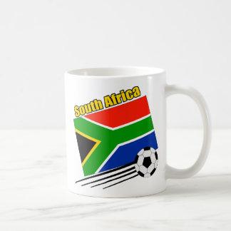 South Africa Soccer Team Classic White Coffee Mug