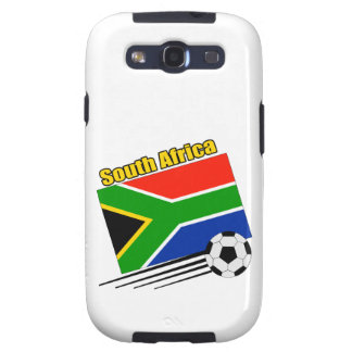 South Africa Soccer Team Galaxy S3 Cases