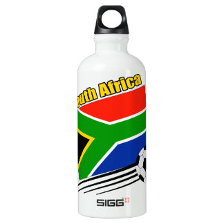 South Africa Soccer Team SIGG Traveler 0.6L Water Bottle