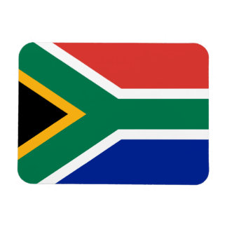 South Africa – South African Flag Magnet