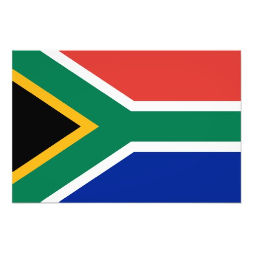South Africa – South African Flag Photo
