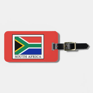 South Africa Tag For Luggage