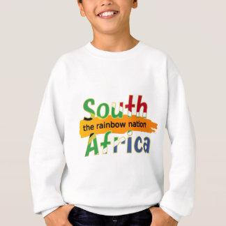 South Africa - the Rainbow Nation Sweatshirt