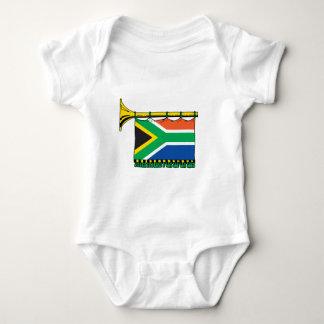 South Africa vuvuzela Infant Creeper
