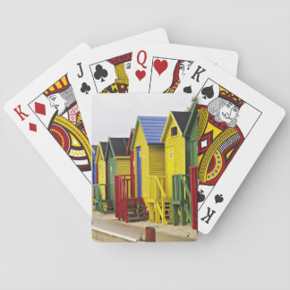 South Africa, Western Cape, St James. Colorful Poker Cards