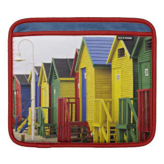 South Africa, Western Cape, St James. Colorful Sleeve For iPads