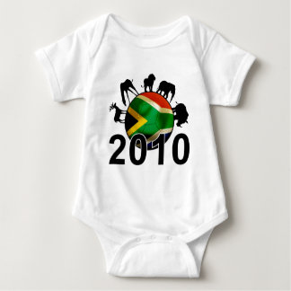 South Africa World 2010 Baby Bodysuit