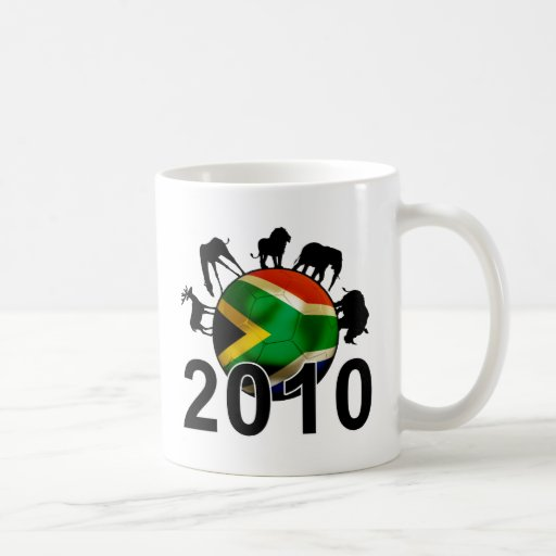 South Africa World 2010 Coffee Mug