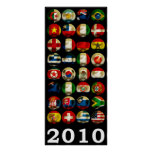 South Africa World 2010 Posters