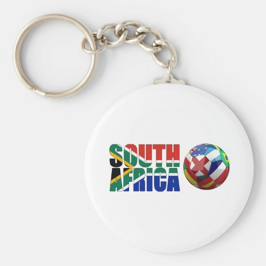 South africa world cup 2010 T-Shirts Keychain