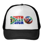 South africa world cup 2010 T-Shirts Mesh Hat
