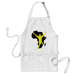 south africa world cup champion winner 2010 adult apron