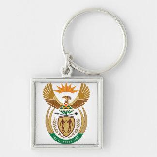 South Africa ZA Keychain