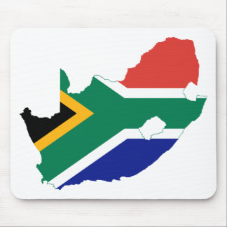 South Africa ZA Mouse Pad