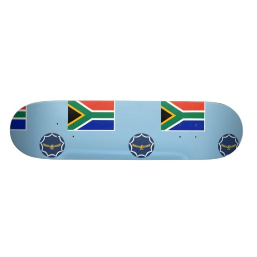 South African Air Force, South Africa Custom Skateboard