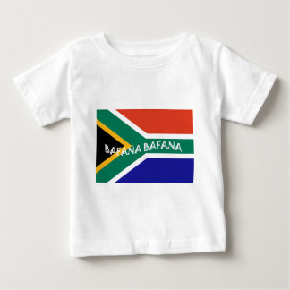SOUTH AFRICAN BAFANA FLAG BABY T-Shirt