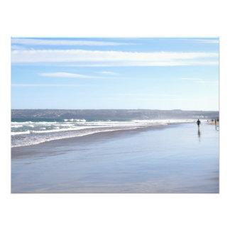South-African Beach Photo Print