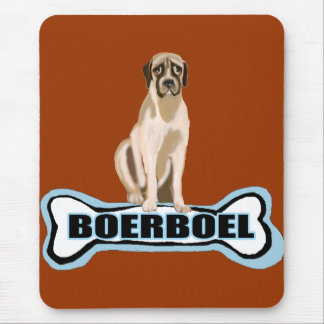 South African Boerboel Mastiff Mouse Pad