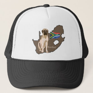 South African Boerboel Mastiff Trucker Hat