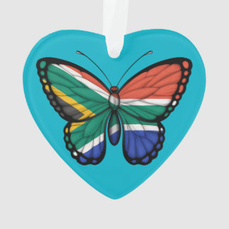 South African Butterfly Flag