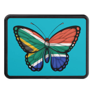 South African Butterfly Flag Hitch Covers