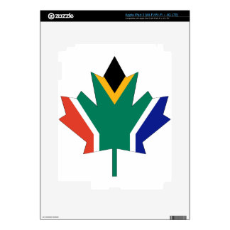 South African Canadian Skins For iPad 3