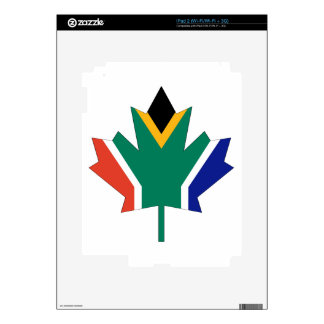 South African Canadian Skins For The iPad 2