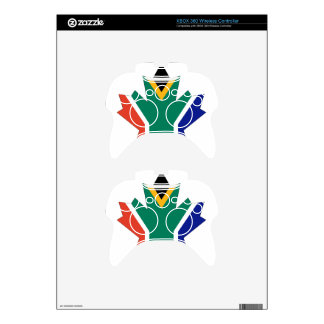 South African Canadian Xbox 360 Controller Skins