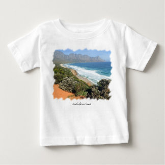 South African Coast Baby T-Shirt