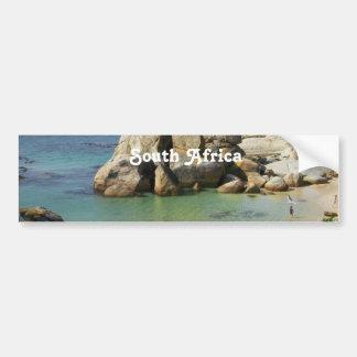 South African Coast Bumper Sticker